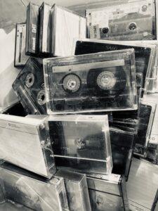 Boite à cassettes